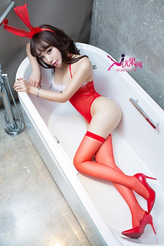 韩雨菲高清原创图片5